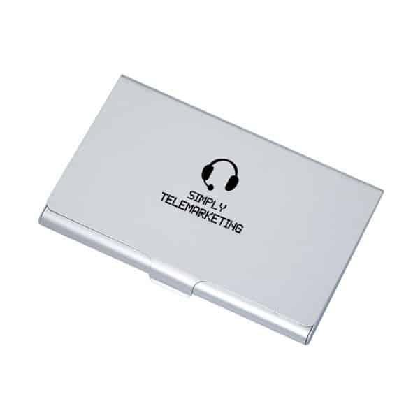 Chadron Aluminum Card Holder