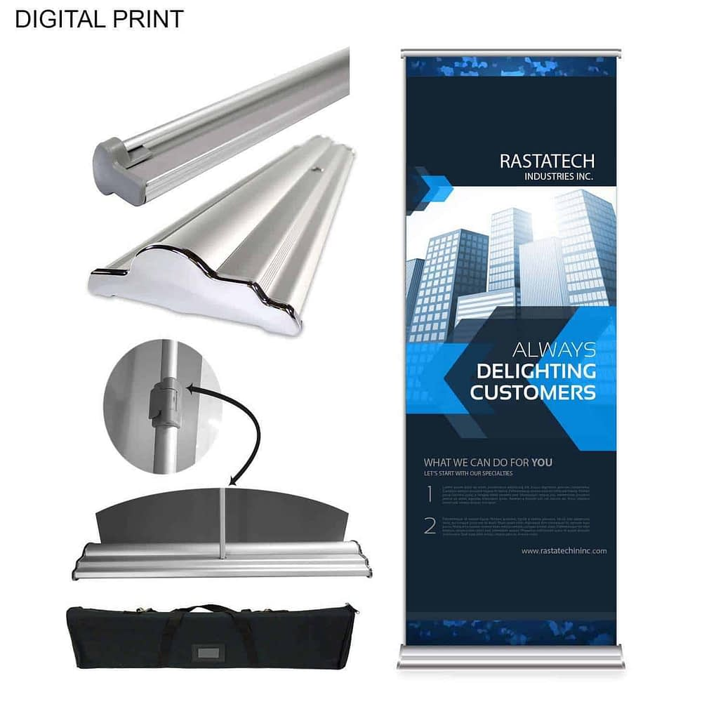 Banner Printing Print - Printed Products - Printing Vancouver