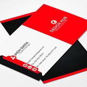 Printed Business Card Samples 2