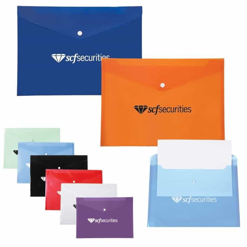 Letter Size Document Envelope - Promotional Products