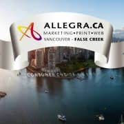 Allegra Printing Vancouver Consumer Awards