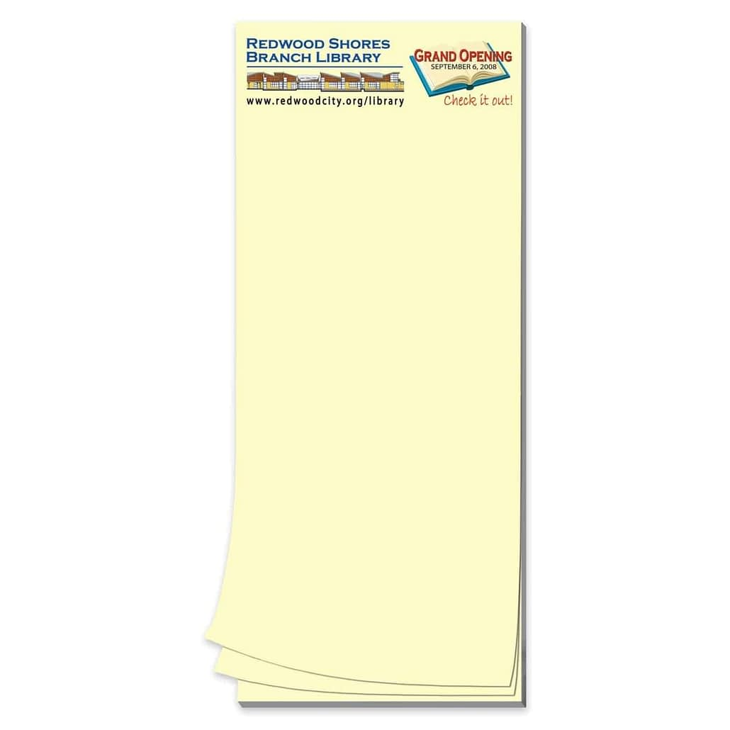 Paper Note Pad - printed products