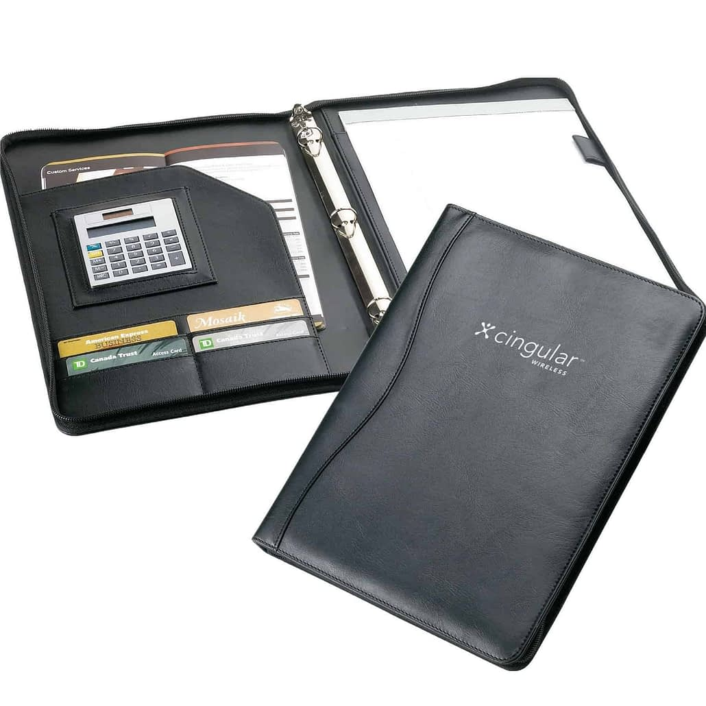 3 Ring Binder Padfolio - Printed Products